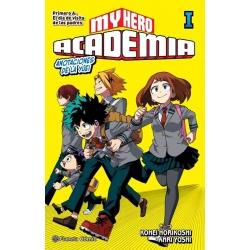 My Hero Academia Primero A:...