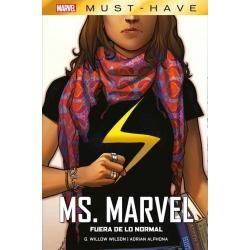 Ms. Marvel Fuera de lo...