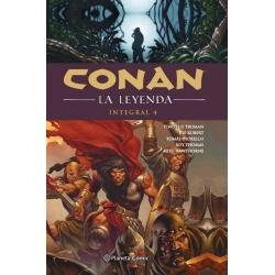 Conan La Leyenda - Integral 04