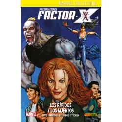 Investigaciones Factor-X 3...