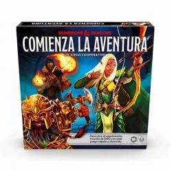 Dungeons & Dragons Comienza...