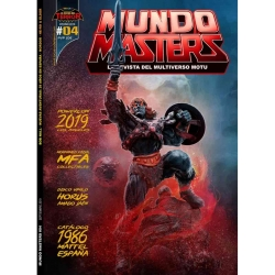Mundo Masters 04 - La...