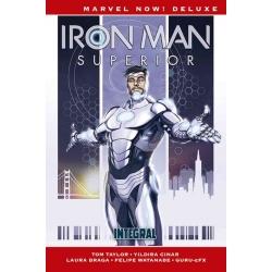 Iron Man Superior Integral