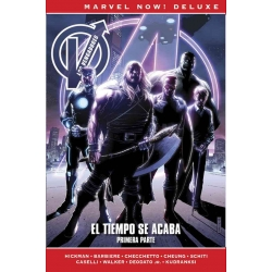 Marvel Now! Deluxe Los...