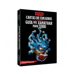 Dungeons & Dragons: Cartas...