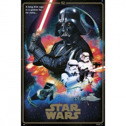Póster Star Wars Classic...
