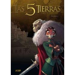 Las 5 tierras volumen 1