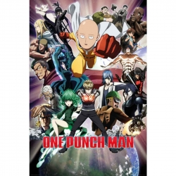 Póster One Punch Man...