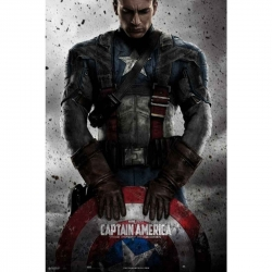 Póster Marvel Captain...