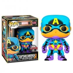 POP! Marvel 648 - Captain...
