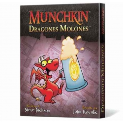 Munchkin - Dragones Molones