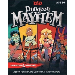 Dungeon Mayhem (Inglés)