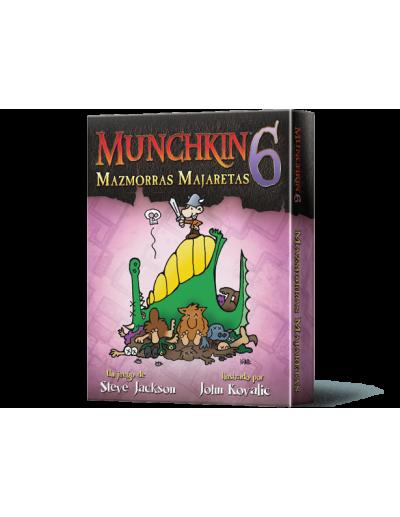 MUNCHKIN 6, MAZMORRAS MAJARETAS