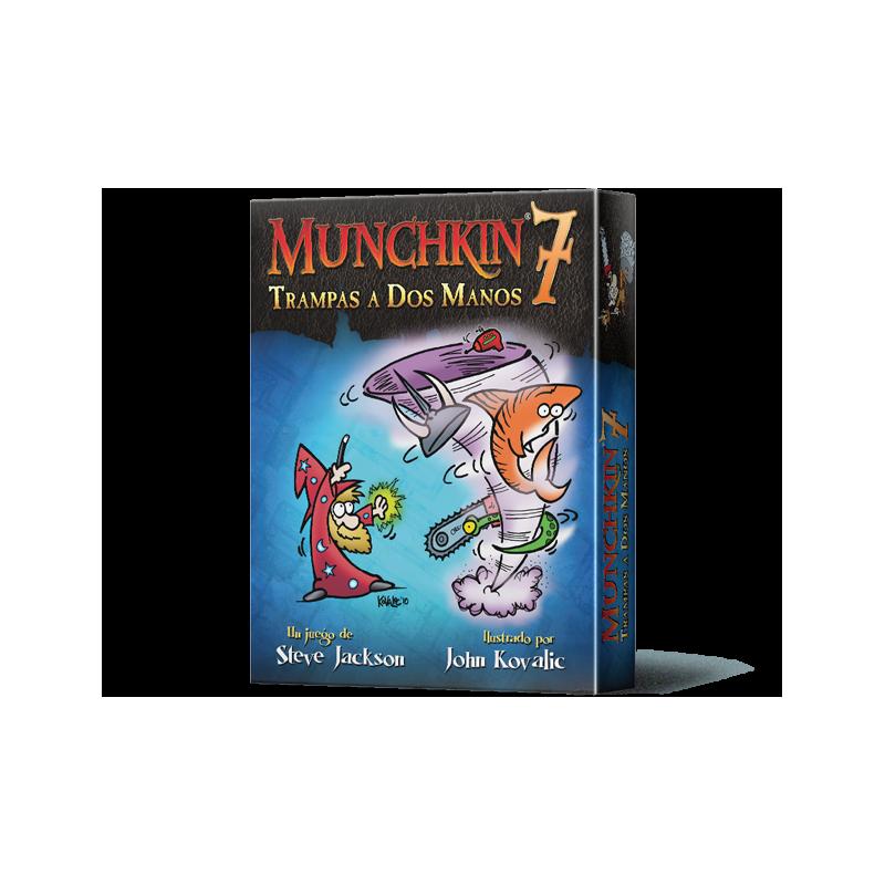 MUNCHKIN 7, ORGULLO MUNCHKIN