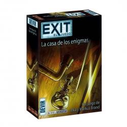 Exit La Casa De Los Enigmas...