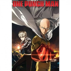 One Punch Man Póster...