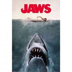 Jaws Póster Key Art 91,5x61 cm