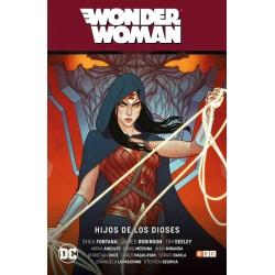 Wonder Woman  Hijos de los...