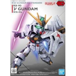 SD Gundam Nu Gundam EX...