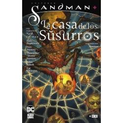Universo Sandman La casa de...