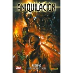 Aniquilación: Prólogo (Saga...