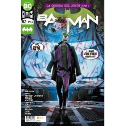 Batman 52 / 107 La Guerra...