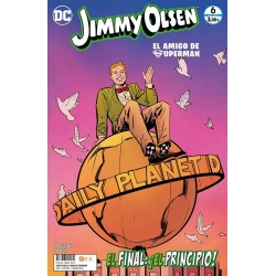 Jimmy Olsen 6 de 6 El...