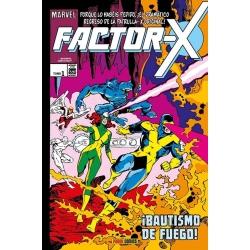 Factor-X 01 - Bautismo de...