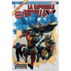 Giant Size X- Men - Tributo...