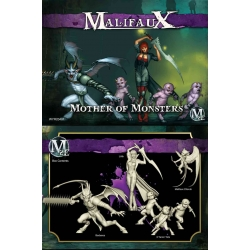 Malifaux - Mother of Monster