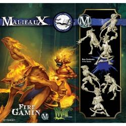 Malifaux - Fire Gamin