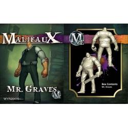 Malifaux - Mr. Graves
