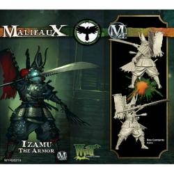 Malifaux - Izamu The Armor