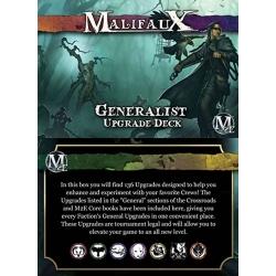 Malifaux - Generalist...