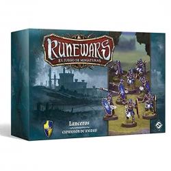 Runewars - Lanceros...