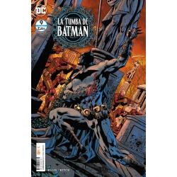 La Tumba De Batman 09