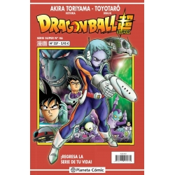 Dragon Ball Super Serie...