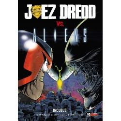 Juez Dredd VS Aliens - Incubus