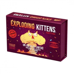 Exploding Kittens Party...