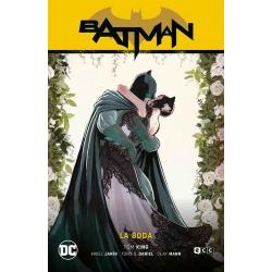 Batman Saga - La Boda