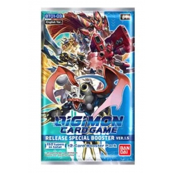 Digimon Card Game Release...
