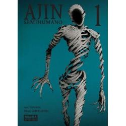 Ajin (Semihumano) 01