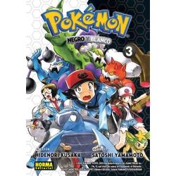 Pokemon 28 Negro y Blanco 03