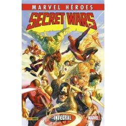 Secret Wars Integral -...