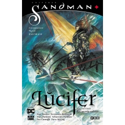 Universo Sandman - Lucifer...