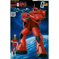 Char's Zaku - Gundam 1/144