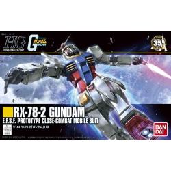 RX-78-2 Gundam: Prototipe...