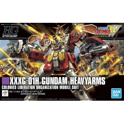 XXXG-01H - Gundam Heavyarms...