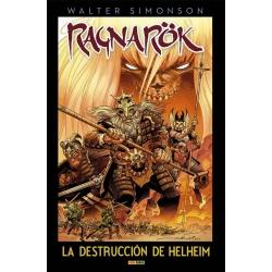 Ragnarök de Walter Simonson 3