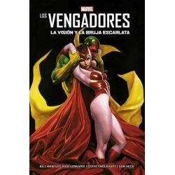 Los Vengadores: La Visión y...